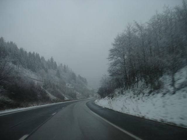 snow from geneva to lyon
