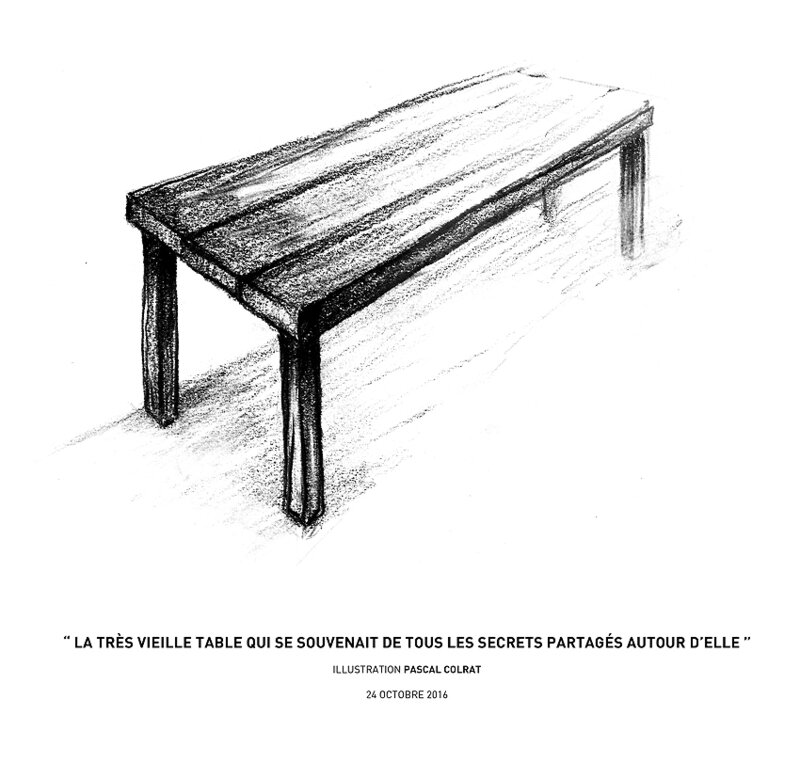 __la_tre_s_vieille_table_qui_se_souvenait_de_tous_les_secrets_partage_s_autour_d_elle___