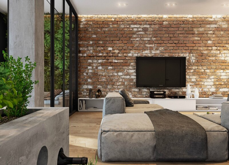 brick-wall-apartment