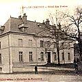 1918-10-22 - le Creusot hotel des postes