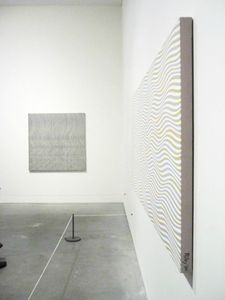 Bridget Riley born O To a Summer s Day O 1980