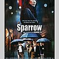 sparrow : une comédie made in hong kong