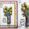 Bouquet de tulipe....... version 2 !
