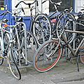 Vélos d' Amsterdam