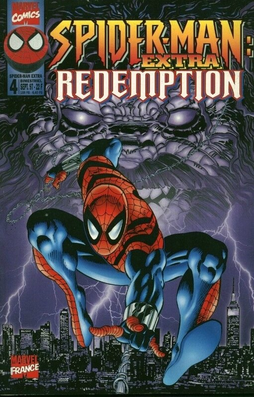 Panini Marvel Spiderman Extra