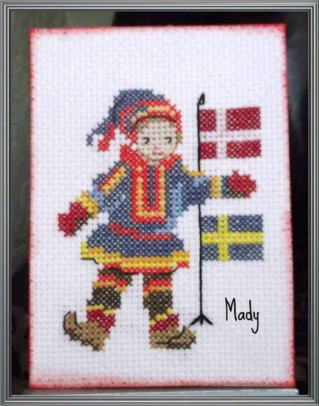 188 Scandinavie de Chantal