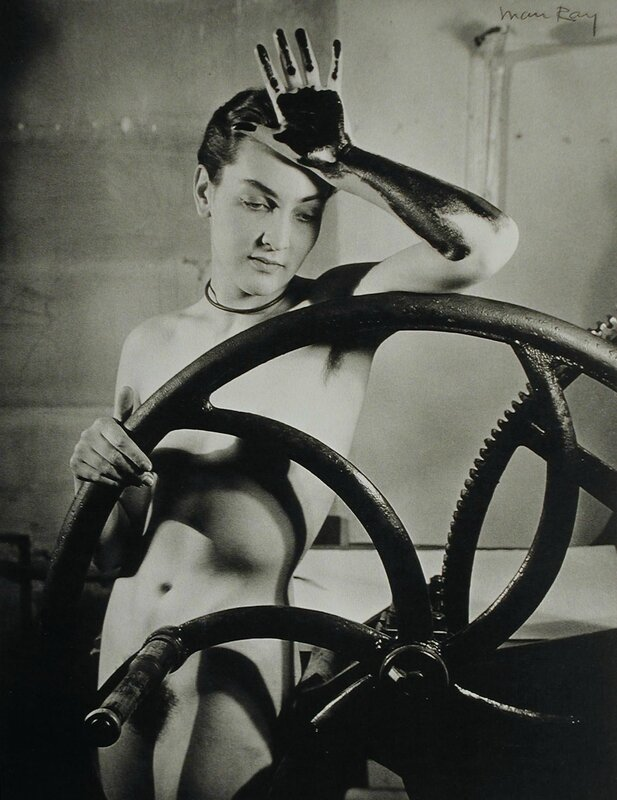 MAN RAY EROTIQUE VOILEE 1933