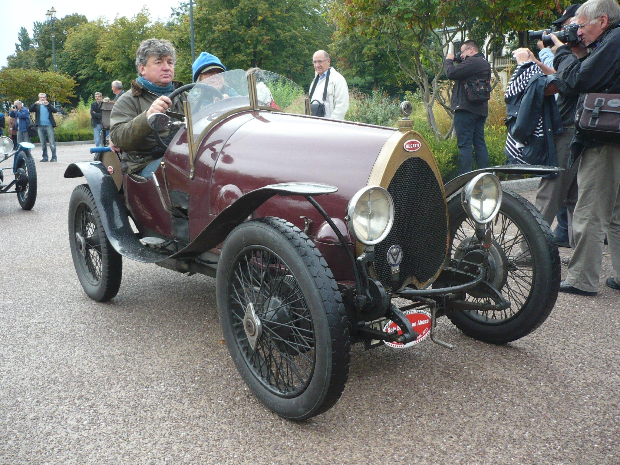 BUGATTI type 13 Brescia 1926 Molsheim (1)