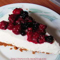 Cheesecake light (sans cuisson)