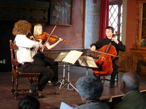 10 mai 2009 -P.Fouchenneret, H.Clément, Y.Levionnois