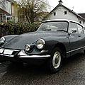 Citroën ds 1955-1968