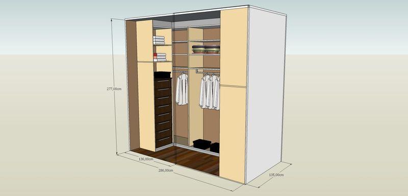 Concevoir Son Dressing Outils Et Logiciels Stinside