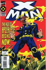 age of apocalypse x-man 1