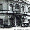 1916-10-14 théâtre Poitiers