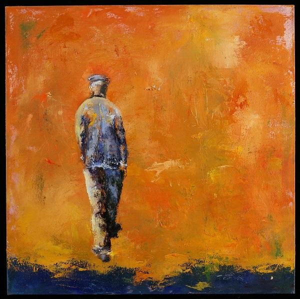 Sarah Bruschi - The walking man
