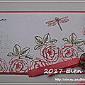 Carte petite rose 1