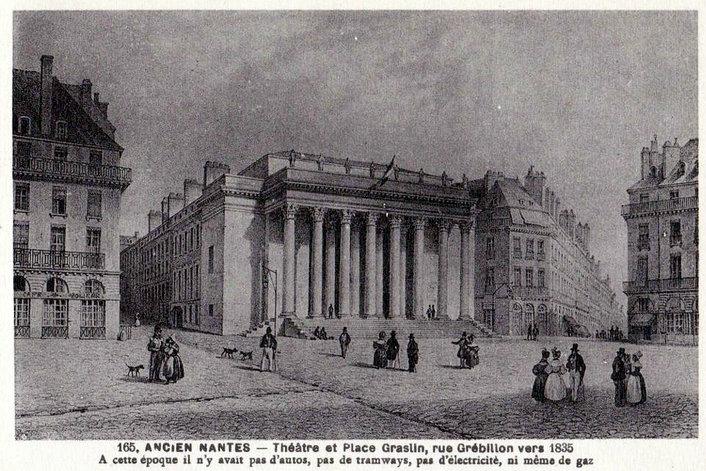 Ancien Nantes - Théâtre