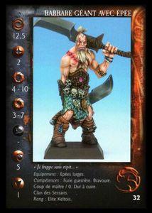 Barbare géant avec épée 01