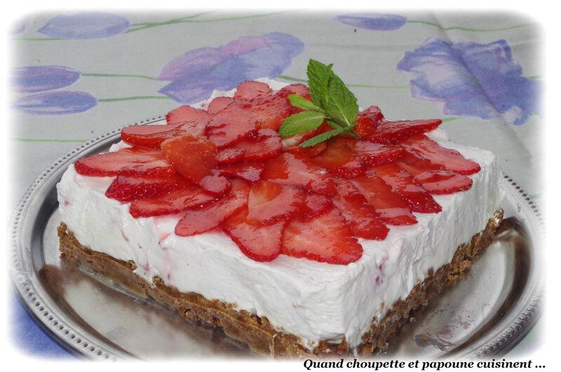 cheesecake marbré aux fraises-4565
