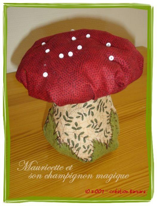 2007 10_Mauricette champignon