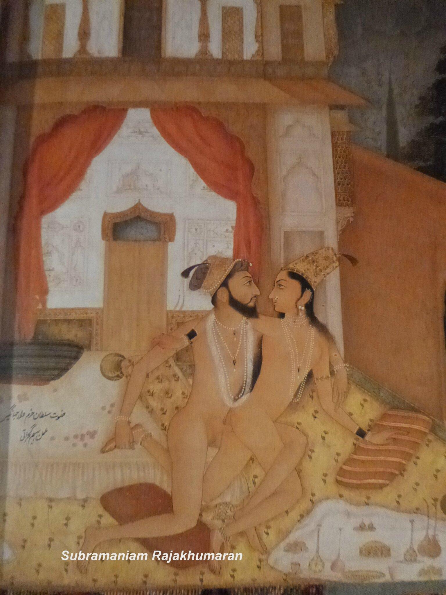 L'Auparishtaka ou la relation buccale