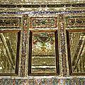 Iran-Automne en Iran (Maison Narendjestan à Shiraz)