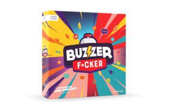 Boutique jeux de société - Pontivy - morbihan - ludis factory - Buzzer Fucker