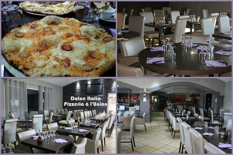 Pizza chorizo-Dolce Italia-L'Union-FleurdÔ