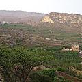 Yémen - aden arabie (22/33). ibb et l'institut al-hodeyn.