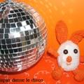 Le lapin danse le disco