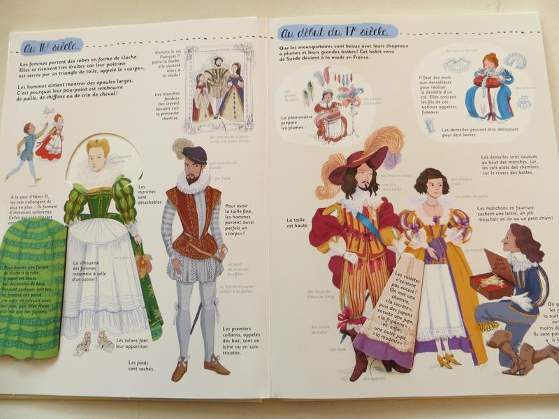 L'histoire animée des vêtements 1