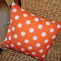 coussin rect flash