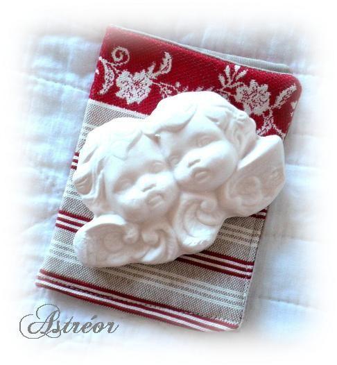 Pochette biscuit parfumé