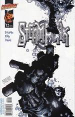 wildstorm steampunk 12