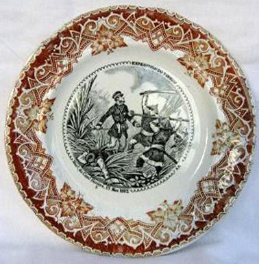 3. Mort du commandant Rivière, 19 mai 1883