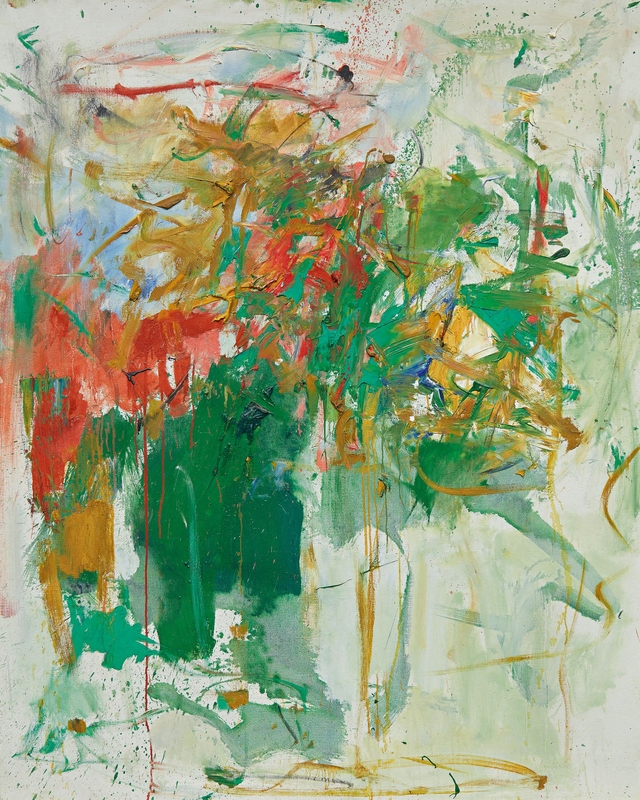 Lot 7 - Joan Mitchell, Garden Party