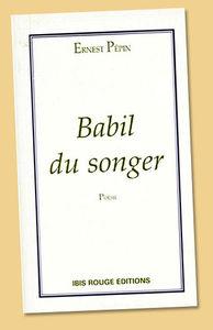 livre_Ernest_P_pin_Babil