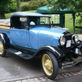 Ford model a roadster pick-up 1928