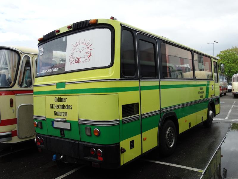 MAGIRUS DEUTZ R81 Busreisen Haguenau (2)