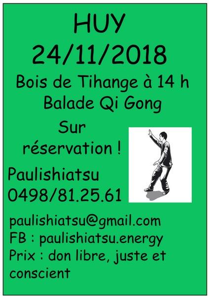 Balade Qi Gong 20181124