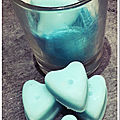Les fondants parfumés et bougies