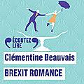 Brexit romance, de clémentine beauvais