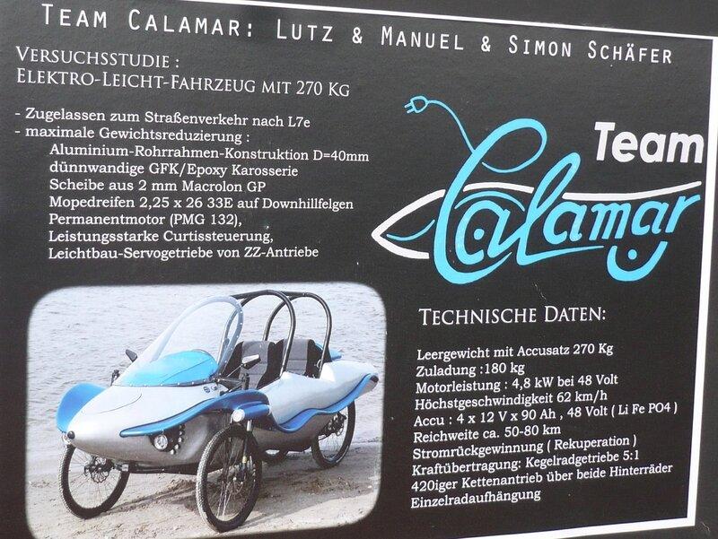 TEAM CALAMAR Elektro-Leicht-Fahrzeug Schwetzingen (2)