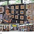 Le petit marché de l'art 2019 - hall martenot - rennes