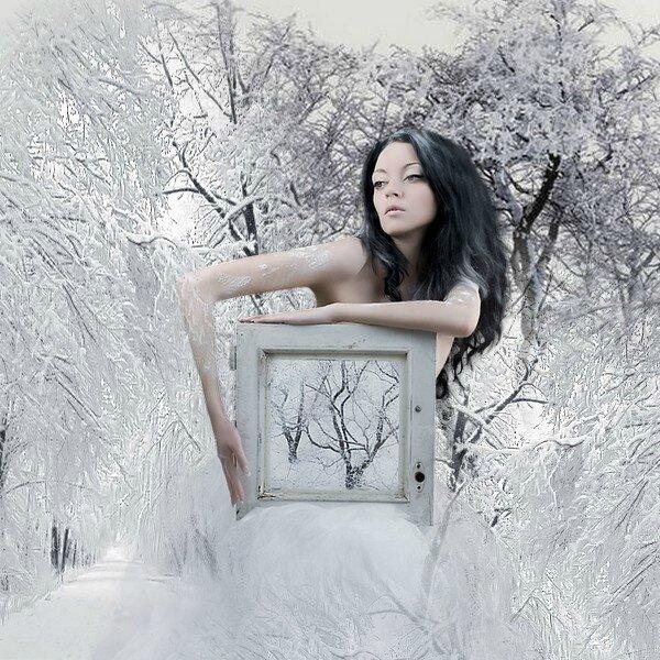 L'hiver est à la fenêtre