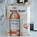 Roche mazet.....un accesssoire magnifique à gagner pour vous.....il reste 2 jours....