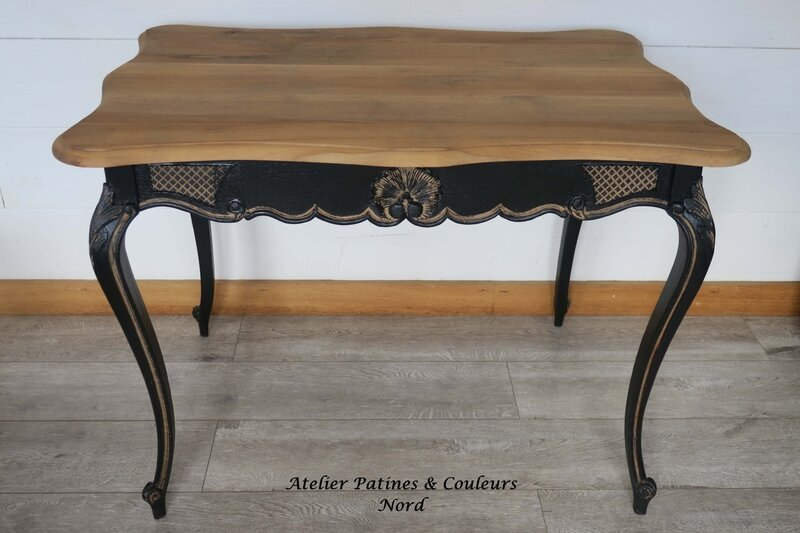 Table noyer 2