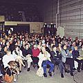 Un public nombreux est venu écouter P. Miquel