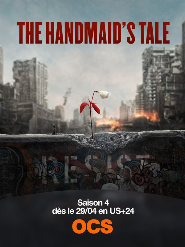 The Handmaids Tale S4 Affiche