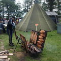 Road trip en finlande, barbecue inclus